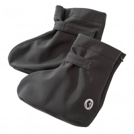 Mamalila chaussons de portage Softshell Booties Noir