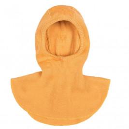Manymonths Golden Oat - Hood baby pure merino wool