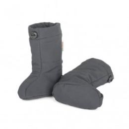 Naturioù slippers portage Softshell Graphite