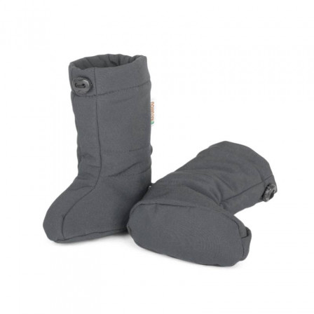 Naturioù chaussons de portage Softshell Graphite