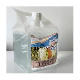 Soapix Lessive Liquide Poche 5L - 166 doses