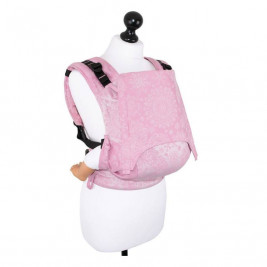 Fidella Fusion 2.0 Iced Butterfly sparking rose - toddler Carrier