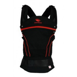 Manduca Baby carrier Blackline Red
