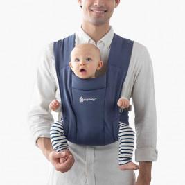 Ergobaby Embrace Bleu Marine - Porte-bébé Nouveau-né