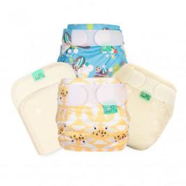 Totsbots Newborn Tiny Baby Trial Kit