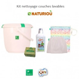 Tots bots Laundry Kit for cloth diapers