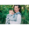 Universal baby carrier cover - LucKy Grey star