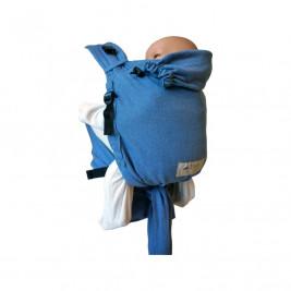 Storchenwiege Babycarrier Soft Blue Edition Limitée