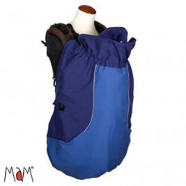 MaM Deluxe Trend FleX Babywearing Cover Winter River couverture de portage