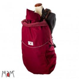 MaM All-Season Combo FleX Rosewood Red couverture de portage 3 en 1