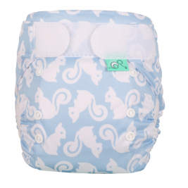 Totsbots diaper washable TE1Easyfit Star V5 Squiddles