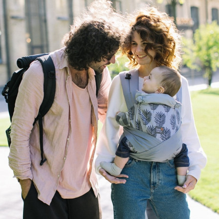 Love And Carry Fern - Porte-bébé Meï-taï