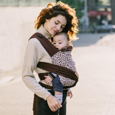 Love And Carry Safari - Porte-bébé Meï-taï