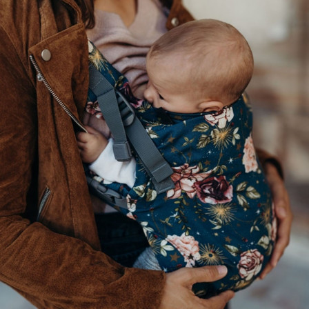 Boba X Midnight Flower Child - Porte-bébé