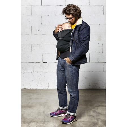 Love Radius (JPMBB) Bundle Pack Hoodiecarrier Grey Flannel