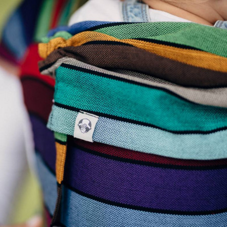 Lennylamb Wrap-Tai Mini Carousel of colors
