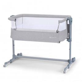 Kinderkraft Neste Grey Melange - Bed co-sleeping