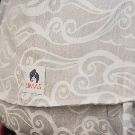 Limas flex Ozeana Linen carrier