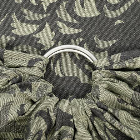 Fidella Ring Sling Wolf Vert