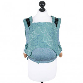 Fidella Fusion 2.0 Amors Love Arrow sparcling Green Child Carrier