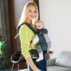 Love and Carry AIR X Carbon - Porte-bébé physiologique