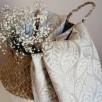 Limas Valerie Linen - Écharpe de portage tissée en coton bio 460 cm