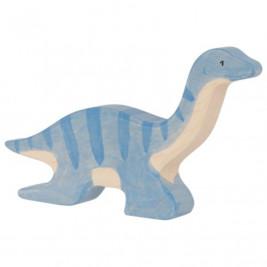 Plesiosaurus en bois Holztiger