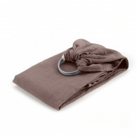 Néobulle Sling Brown Cappuccino Organic Cotton