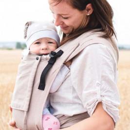 Limas Plus Sunshine Monochrome  baby carrier
