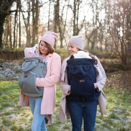 Kinder Hop couverture de portage en polaire
