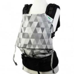 Buzzidil Evolution Triangle Monochrome porte-bébé XL