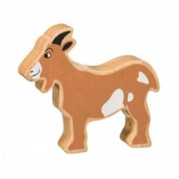 Chèvre en bois Lanka Kade