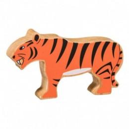 Tigre en bois Lanka Kade