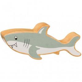 Requin en bois Lanka Kade