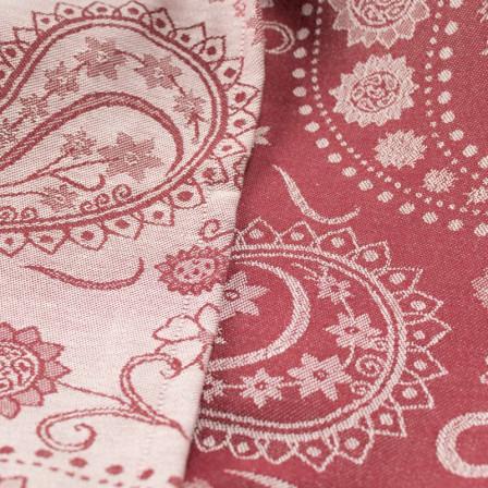 Fidella Persian Paisley Rubis  baby wrap