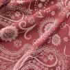 Fidella Persian Paisley Rubis - écharpe de portage 460 cm taille 6