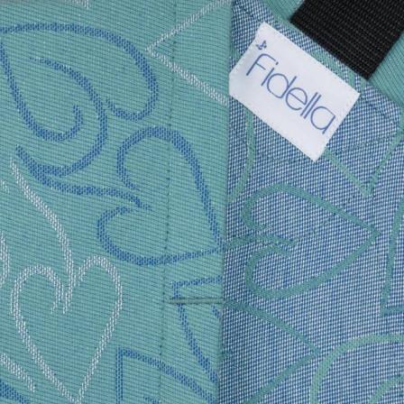 Fidella Onbuhimo V2 Amors Love Arrows sparkling green