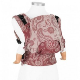 Fidella Fusion baby carrier  Persian Paisley Rubis