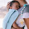 Limas baby carrier, porte-bébé petrol/grey