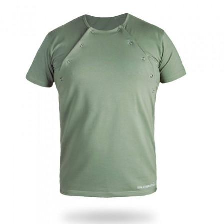 Naturioù T-shirt skin to skin for men