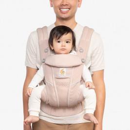 Ergobaby Omni Breeze Rose Quartz, porte-bébé