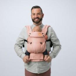 Tula Linen Explore Mango - Porte bébé évolutif