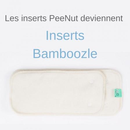 Totsbots Insert lavable PeeNut