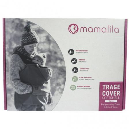 Mamalila coverage of portage Adaptable Softshell Vario Black