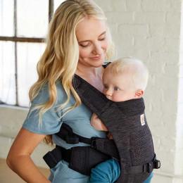 Ergobaby baby carrier Aerloom Charcoal Black