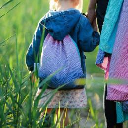 Little Frog Sac Aurora Cube bag