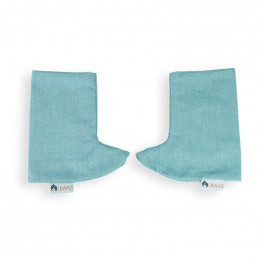 Limas protège-bretelles Turquoise
