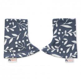 Limas protège-bretelles Flora Cool Grey