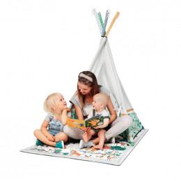 Kinderkraft Tippy PlayMat Little Gardener