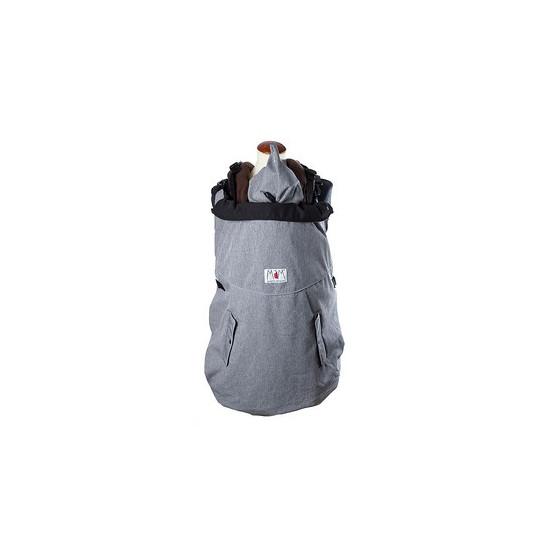 MaM 4-Season Deluxe FleX Heather Grey couverture de portage grise